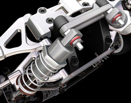 Steering & Suspension System Repair | Scotts Auto Center